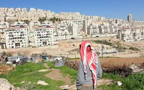 growth of israeli settlements