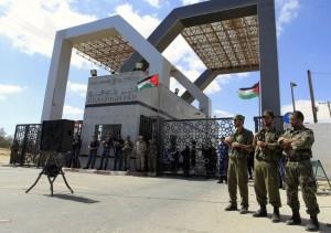 PALESTINIAN-ISRAEL-CONFLICT-GAZA-EGYPT-BORDER-FILES